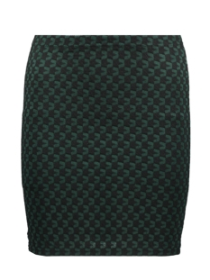 Only Rok ONYJACKIE SHORT SKIRT JRS 15185630 Ponderosa Pine/WITH BLACK