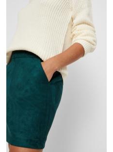vmdonnadina faux suede short skirt 10210432 vero moda rok ponderosa pine