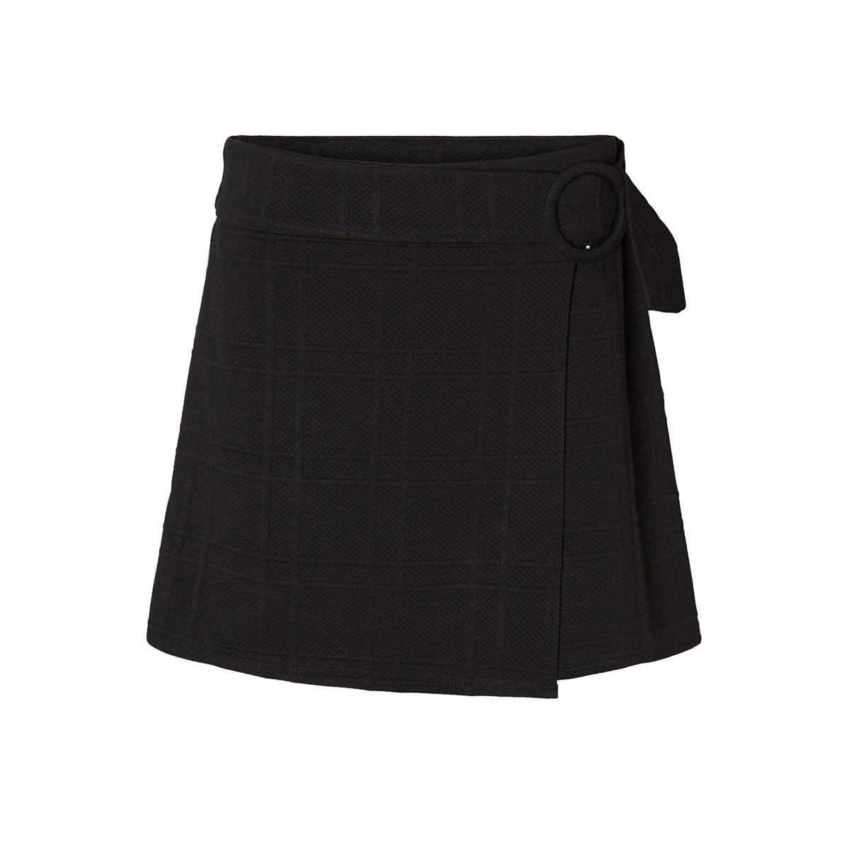 vmcallas  nw mini skirt  jrs 10220224 vero moda rok black
