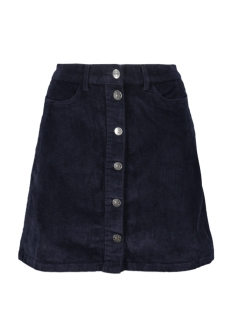 onlglobal cord skirt pnt 15179431 only rok night sky