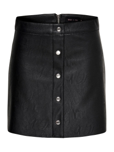 onyasha faux leather skirt otw 15184886 only rok black