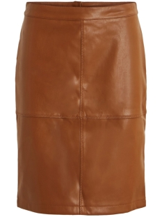 Vila Rok VIPEN NEW SKIRT-FAV 14043497 Oak Brown