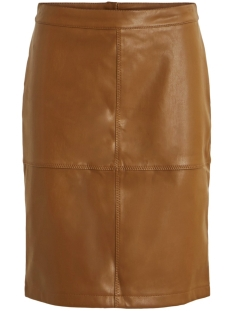 Vila Rok VIPEN NEW SKIRT-FAV 14043497 Toffee