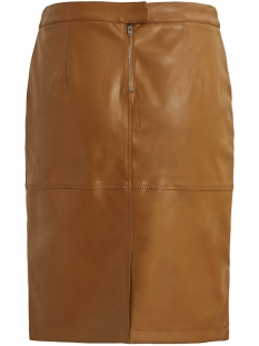 vipen new skirt-fav 14043497 vila rok toffee