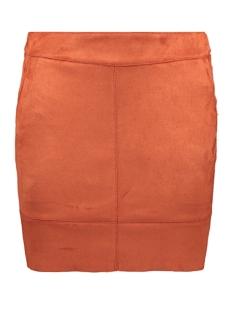 onljulie fauxsuede bonded skirt otw 15165913 only rok ketchup