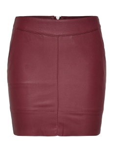 Only Rok ONLBASE FAUX LEATHER SKIRT OTW NOOS 15164809 Port Royale
