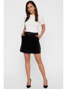 vmlevi hw short skirt 10218028 vero moda rok black