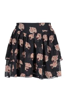 onlona short skirt wvn 15187178 only rok night sky/leo heads