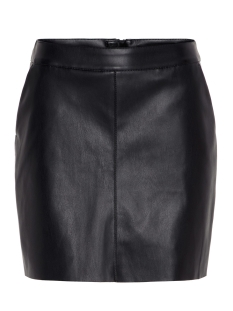 Vero Moda Rok VMYOURSBUTTER NW SHORT COATED SKIRT NOOS 10209924 Black