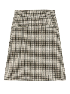 Pieces Rok PCHUBERTA HW SKIRT 17098499 Toasted Coconut/BROWN