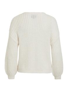 objirma l/s knit pullover 104 23029905 object trui gardenia