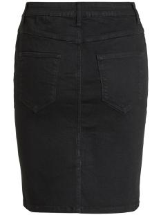 vicommit felicia sho. skirt v.black 14052674 vila rok black/washed