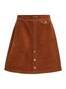 viemmi hw skirt/su 14053797 vila rok toffee