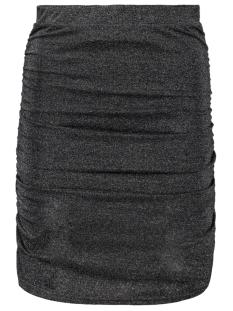 onygladys midi glitter skirt jrs 15185628 only rok black/silver