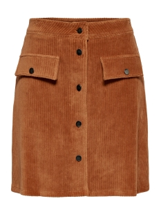 Only Rok ONLFENJA SKIRT JRS 15185840 Ginger Bread