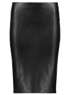 Saint Tropez Rok FAUX LEATHER SKIRT R8095 0001