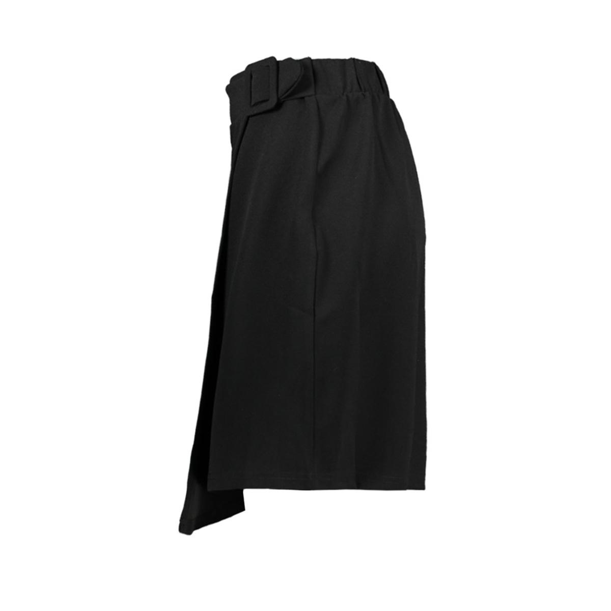 vmadice nw short skirt jrs 10220733 vero moda rok black