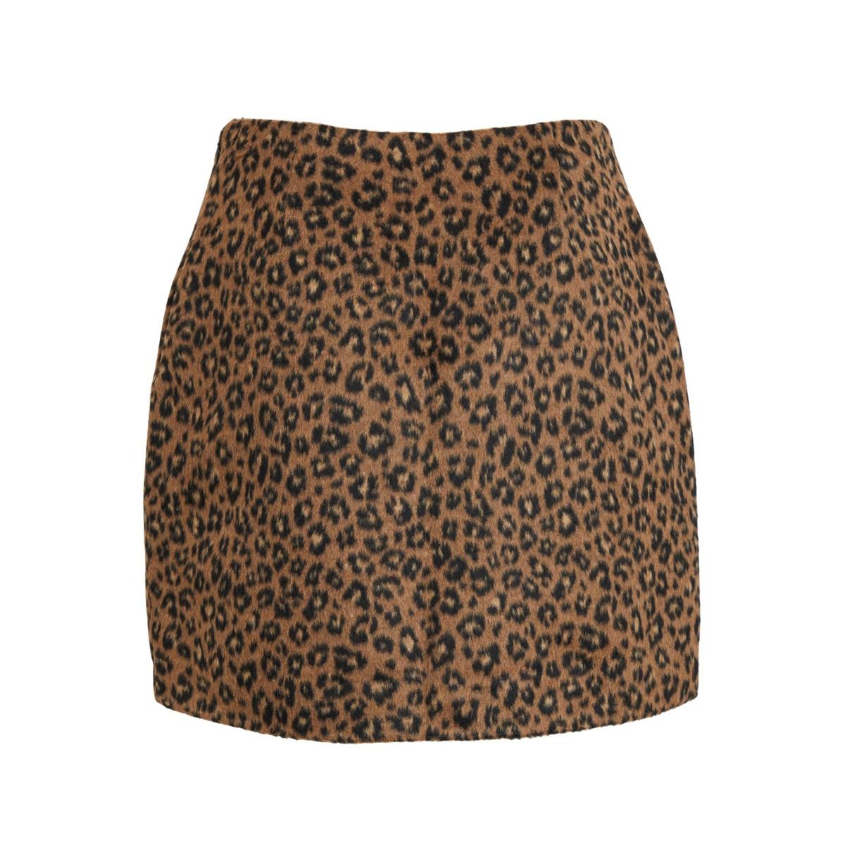 vijunilaanimala hw skirt 14054371 vila rok toffee/leopard
