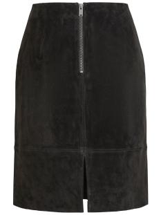 vifaith hw suede skirt/1 14054805 vila rok black