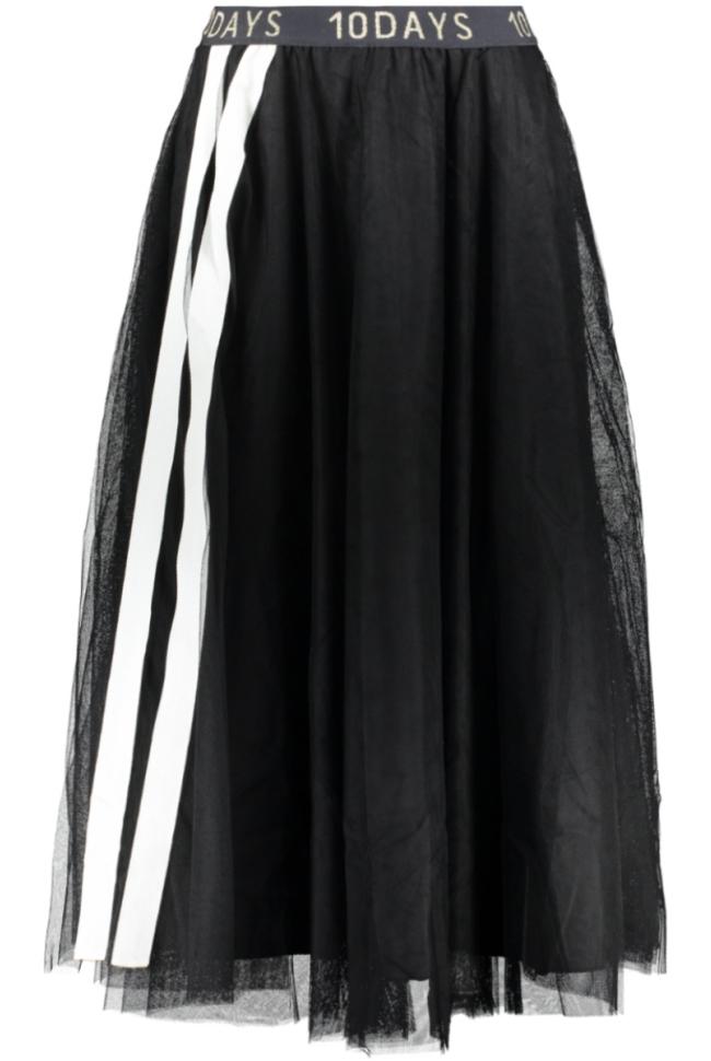 tulle skirt 20 107 9103 10 days rok black