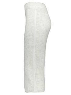 skirt merino wool 20 680 9103 10 days rok soft white melee
