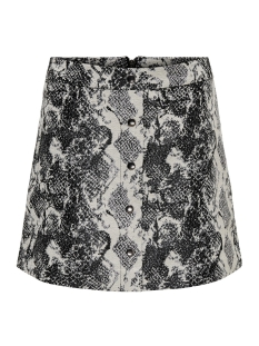 onldarline jaquard snake skirt otw 15188153 only rok pumice stone/snake