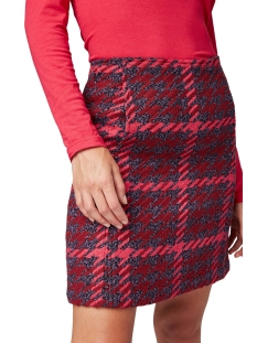 rok van wolmix met blinde ritssluiting 1015048xx70 tom tailor rok 20425