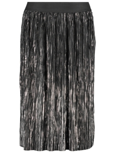 Noisy may Rok NMKISS NW PLEATED SKIRT  6 27008538 Silver