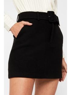 vmblaire hw short wool skirt ga 10218027 vero moda rok black