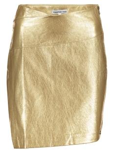 Harper & Yve Rok SHAY SKIRT FW19X005 GOLD
