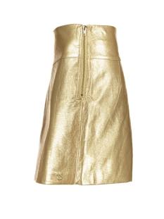 shay skirt fw19x005 harper & yve rok gold
