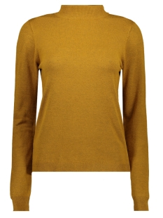 Object Trui OBJTHESS L/S KNIT PULLOVER SEASONAL 23030218 Buckthorn Brown