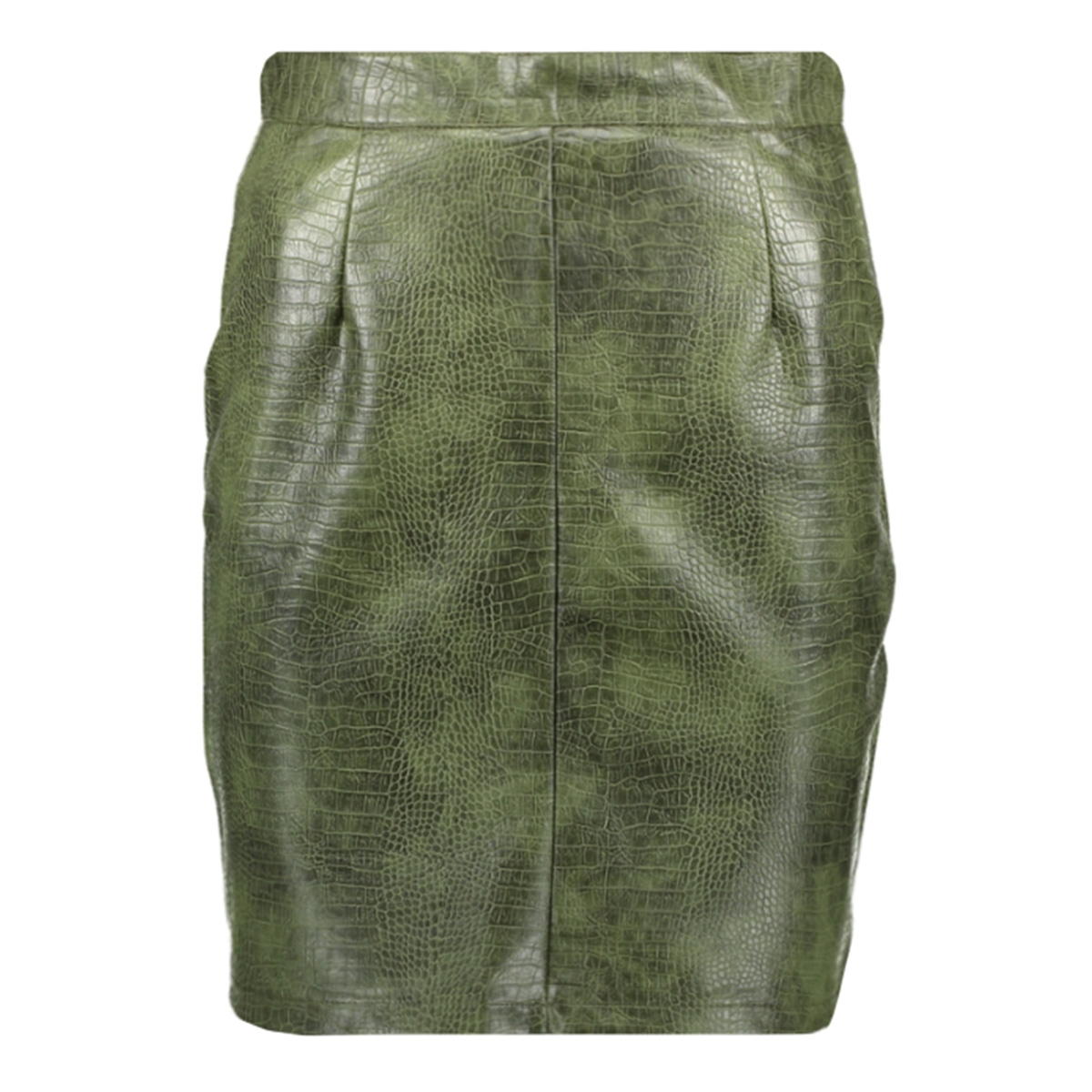nmmissy hw short skirt 7 27009149 noisy may rok olivine/olivine/bl