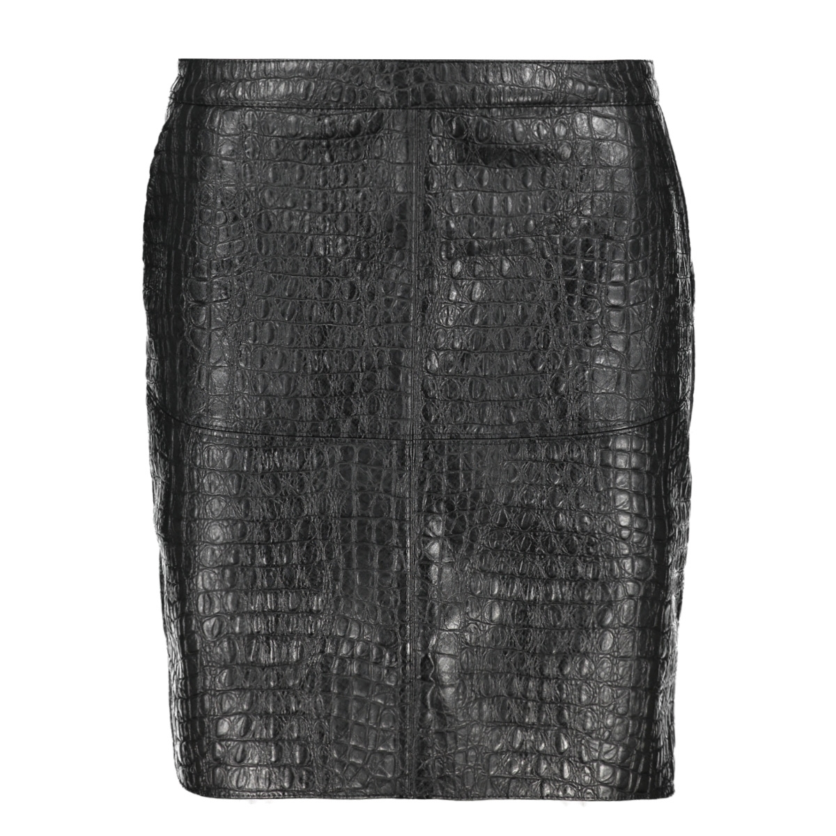 skirt croco 96855 geisha rok black