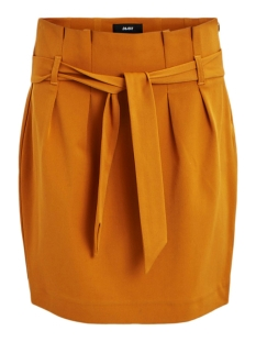 objlisa abella mini skirt seasonal 23030922 object rok buckthorn brown
