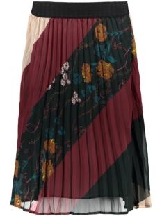 woven plisse skirt below knee u8049 30501744 saint tropez rok 8298
