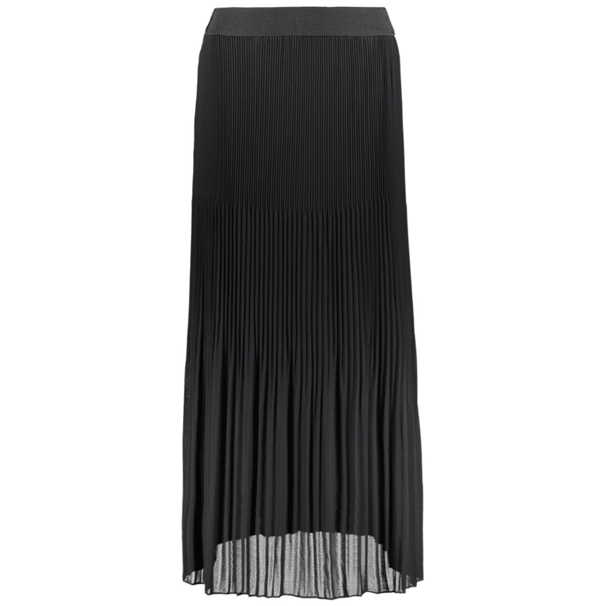 plisse rok 7681 iz naiz rok black