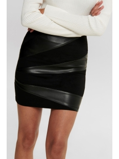 Only Rok ONLDINAS FAUX LEATHER SKIRT OTW 15190951 Black