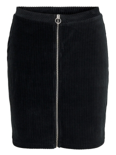 Only Rok ONLFENJA ZIP SKIRT CS JRS 15198535 Black