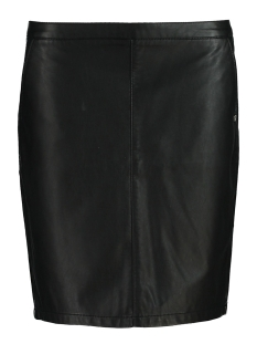 leatherlook rokje k90120 garcia rok 60 black