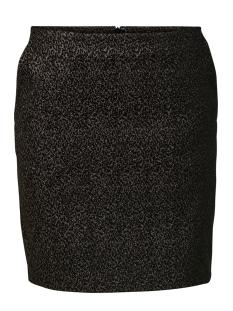 ONLSIMONE SHORT SKIRT WVN 15191135 Black/LEO JACQUARD