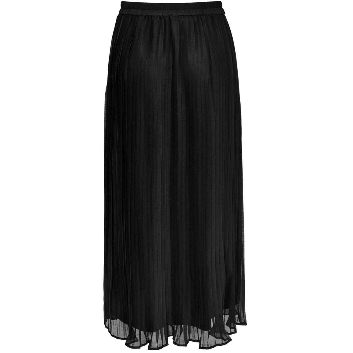onllorena plisse skirt wvn 15194082 only rok black