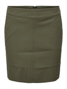 onlbase faux leather skirt otw noos 15164809 only rok kalamata