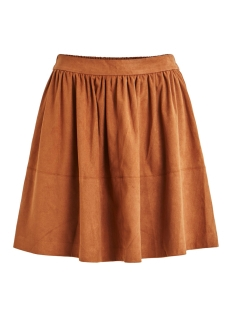 vichoose hw skirt/ki 14056024 vila rok rawhide