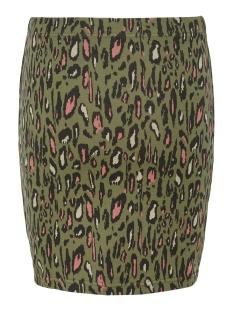 onlvigga leo skirt jrs 15200382 only rok martini olive/cool leo 2