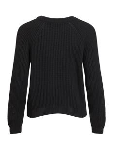 objmaya l/s knit pullover noos 23031734 object trui black