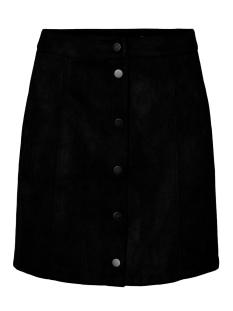 Vero Moda Rok VMDONNARAY FAUXSUEDE SHORT SKIRT NO 10222756 Black