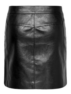 onlglow faux leather skirt cc otw 15193052 only rok black