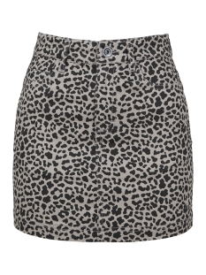 Urban Classics Rok LADIES TWILL MINI SKIRT TB3233 GREY LEO