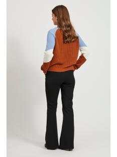 objgraph l/s knit pullover i.rep 23025145 object trui serenity/serenity/g